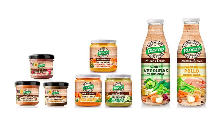 Biocop llança els productes Nuestra Cocina