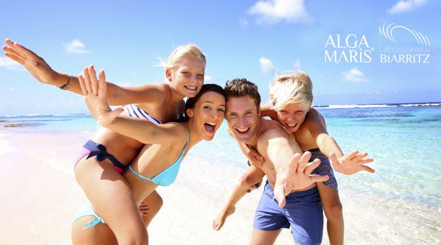 Protección solar natural para toda la familia