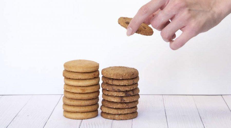 Noves galetes gruixudes i cruixents Biocop, fetes amb oli de gira-sol