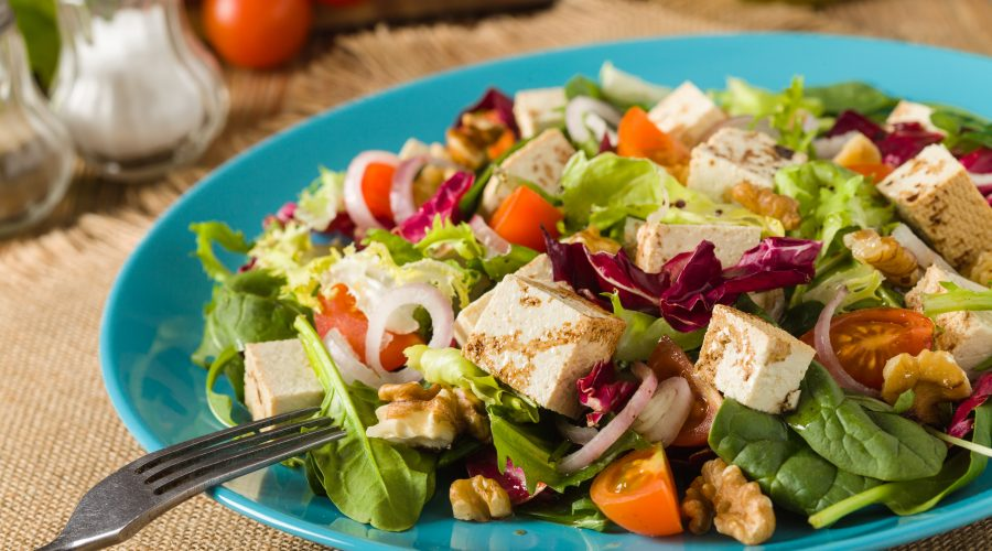 9 alimentos que debe incluir una dieta vegetariana equilibrada