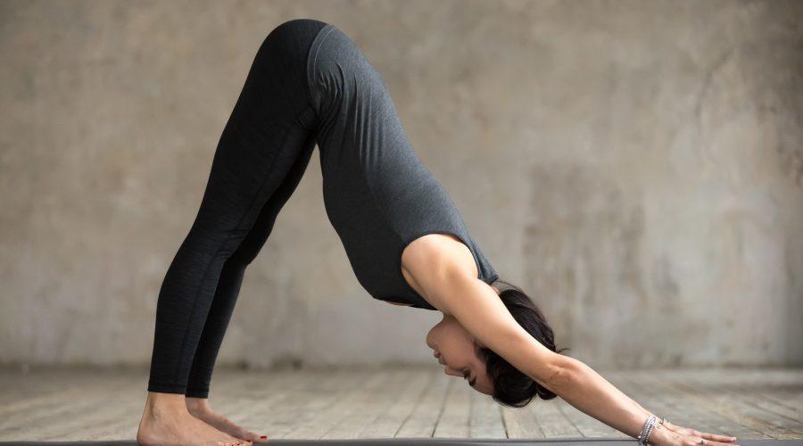 El yoga y el cuerpo femenino