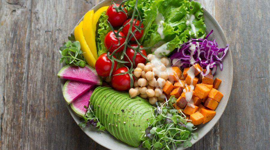 Beneficios de una dieta vegetariana para la salud