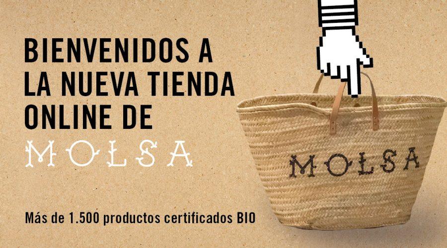¡Inauguramos nueva tienda online BIO, con más de 1.500 productos eco!