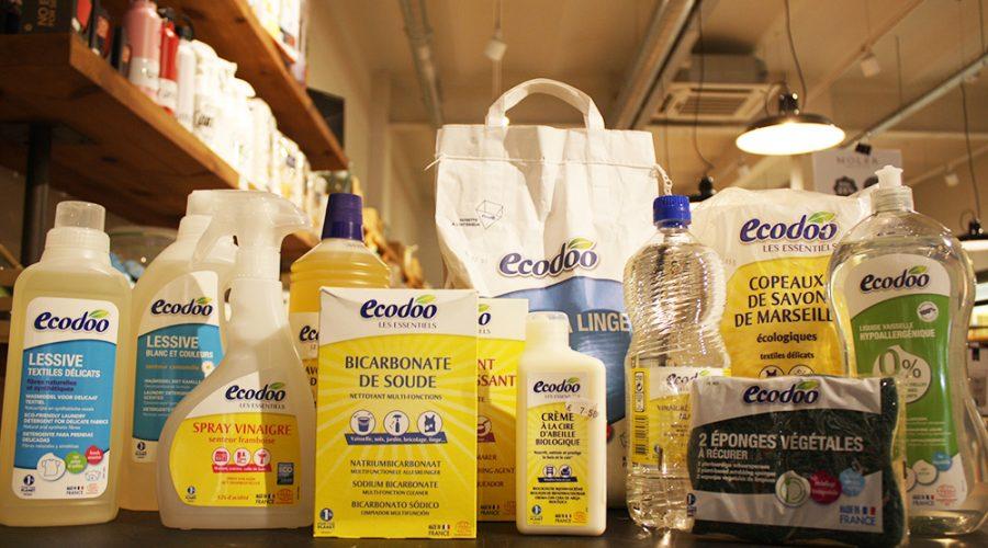 Cuida tu hogar y el planeta con Ecodoo
