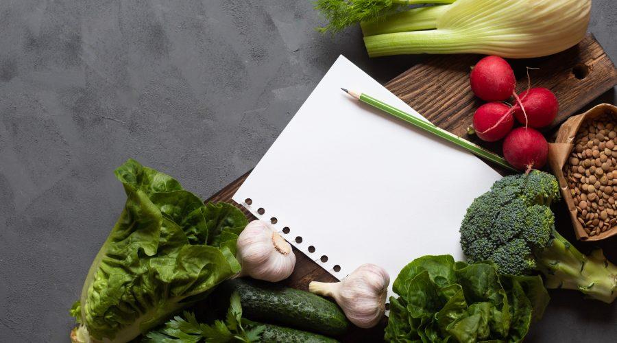 Què incloure en un menú vegetarià setmanal?