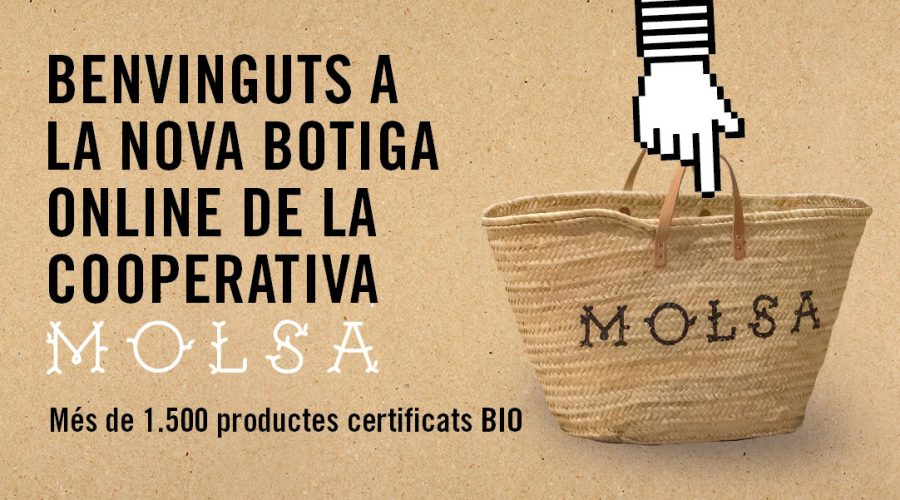 Inaugurem nova botiga online BIO, amb més de 1.500 productes eco!
