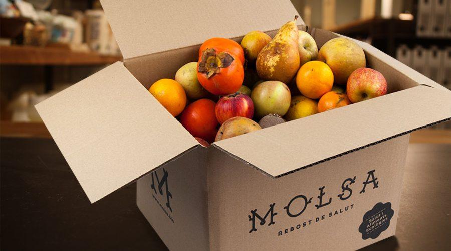 Fruta y verdura ecológica ¡Aprovéchame! Contra el desperdicio alimentario