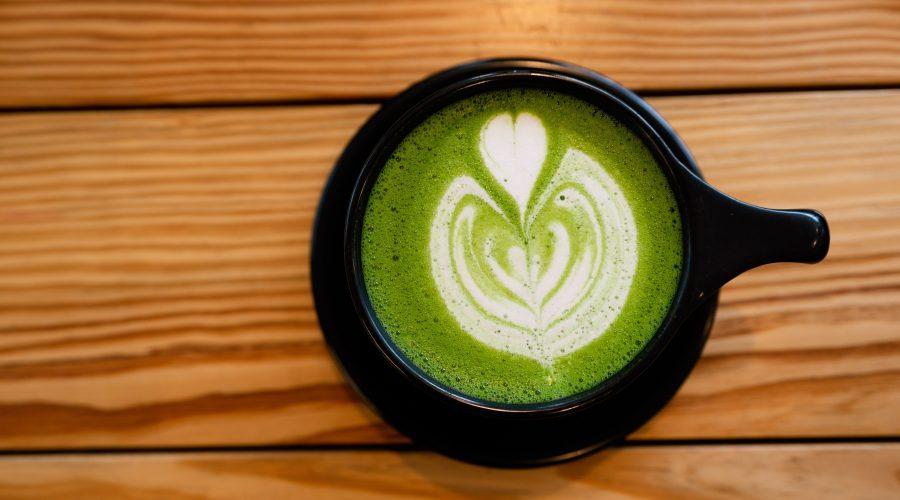 Fes el teu propi Coco Matcha Latte