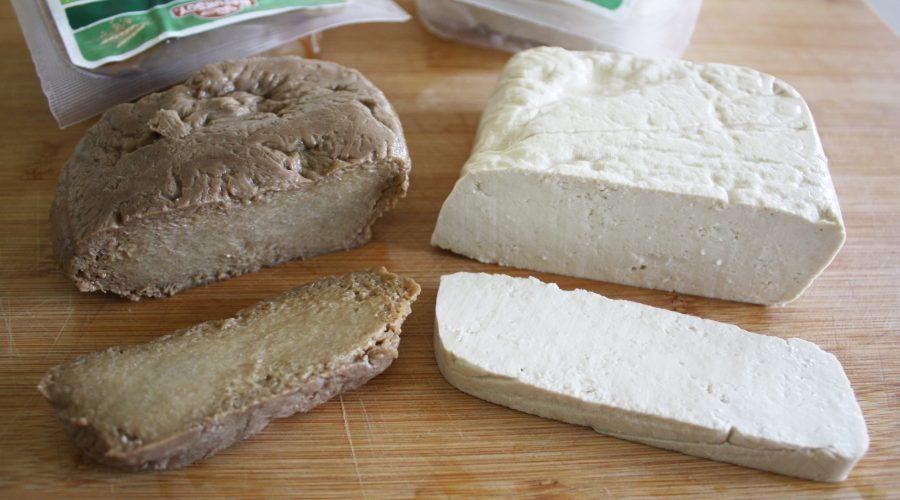 Tipus de proteïna vegetal: diferències entre el tofu i el seitan