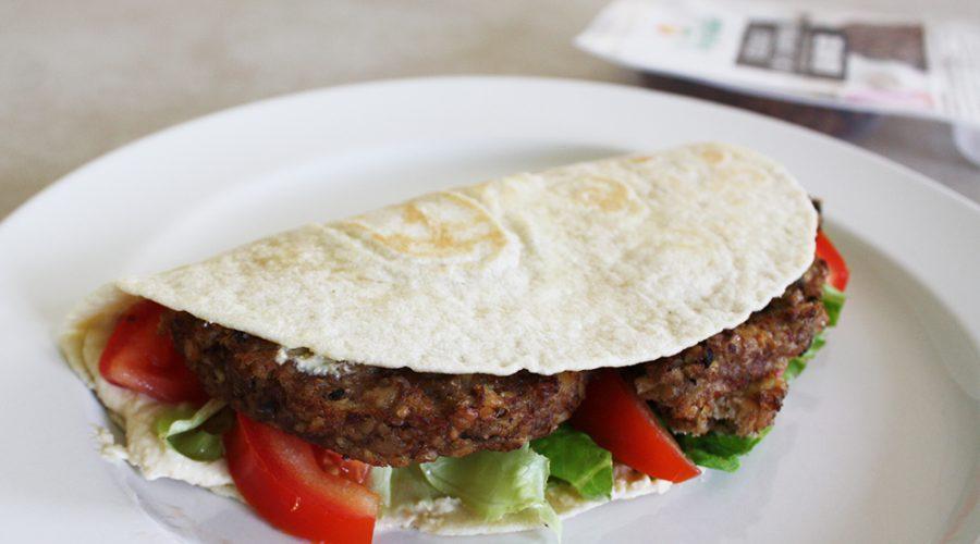 8 idees de receptes amb hamburgueses vegetals